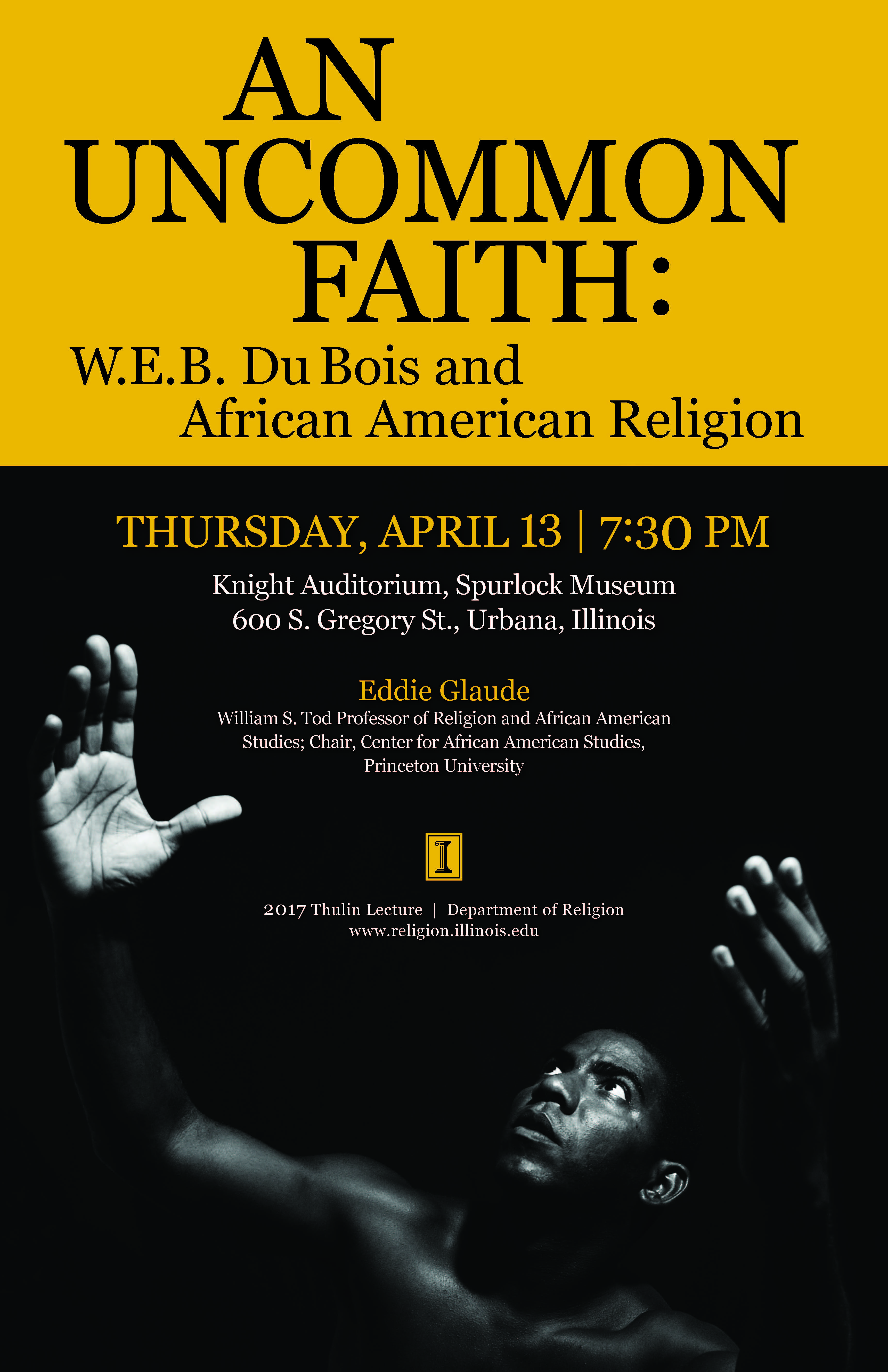 An Uncommon Faith: W.E.B. Du Bois and African American Religion